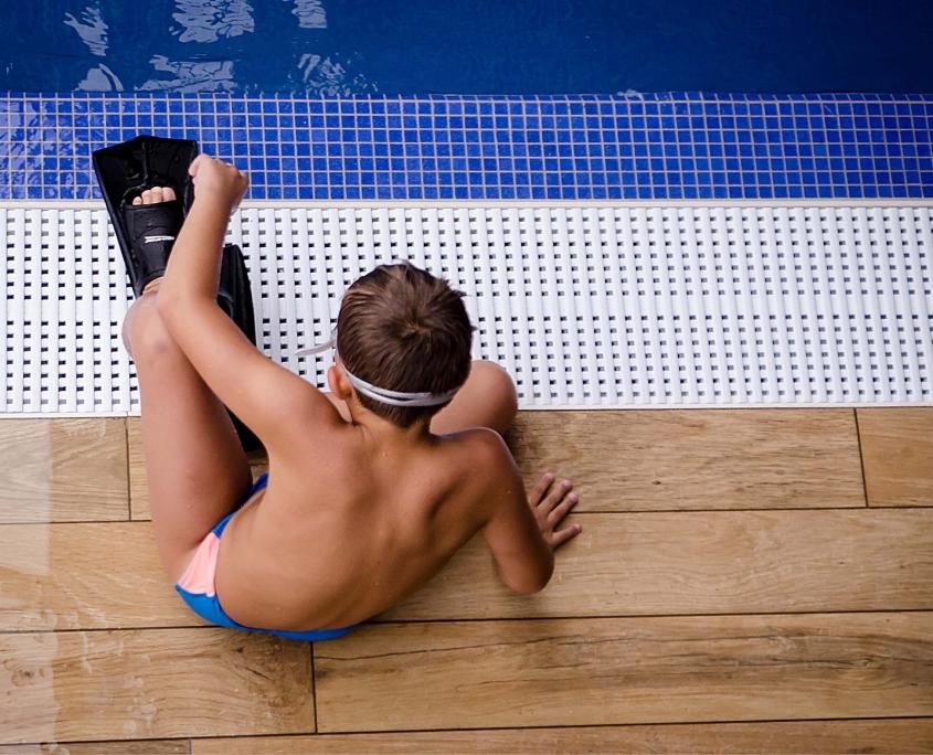 Plavanje za otroke in mladostnike Mulcek